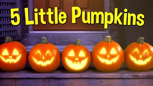 five-litle-pumpkins