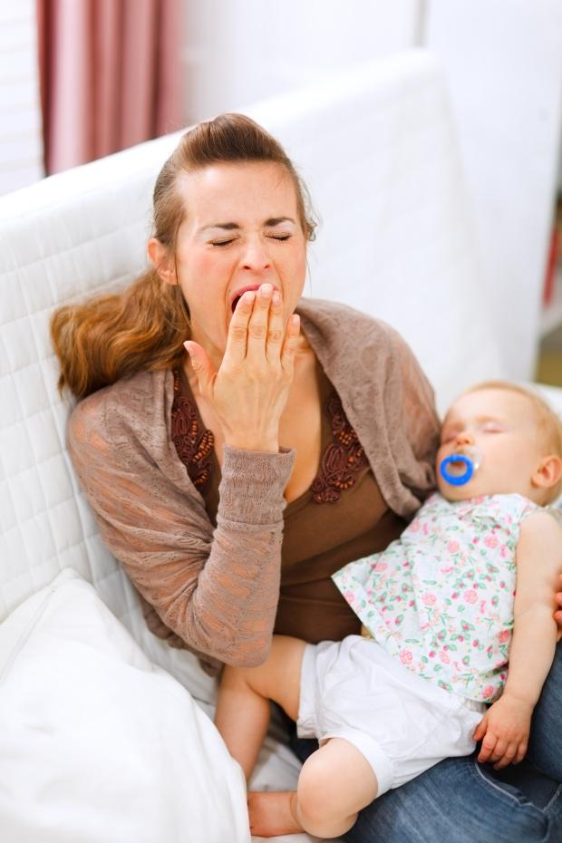 madre-bostezando