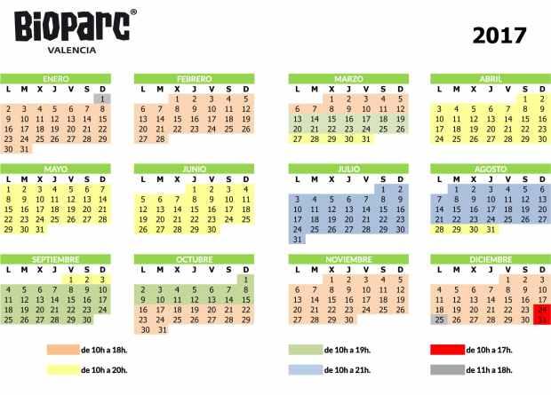 bioparc-calendario-2017