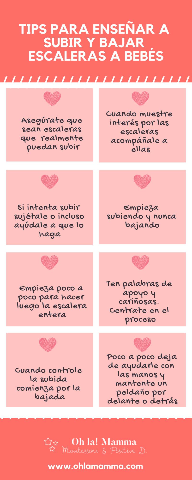 #bebes #escaleras